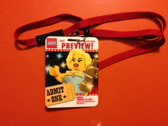 Toy Fair Badge