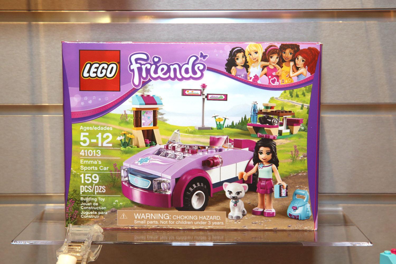 41013 Emma's Sports Car 1