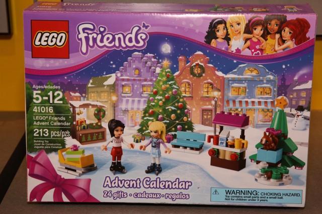 41016 LEGO Friends Advent Calendar 1