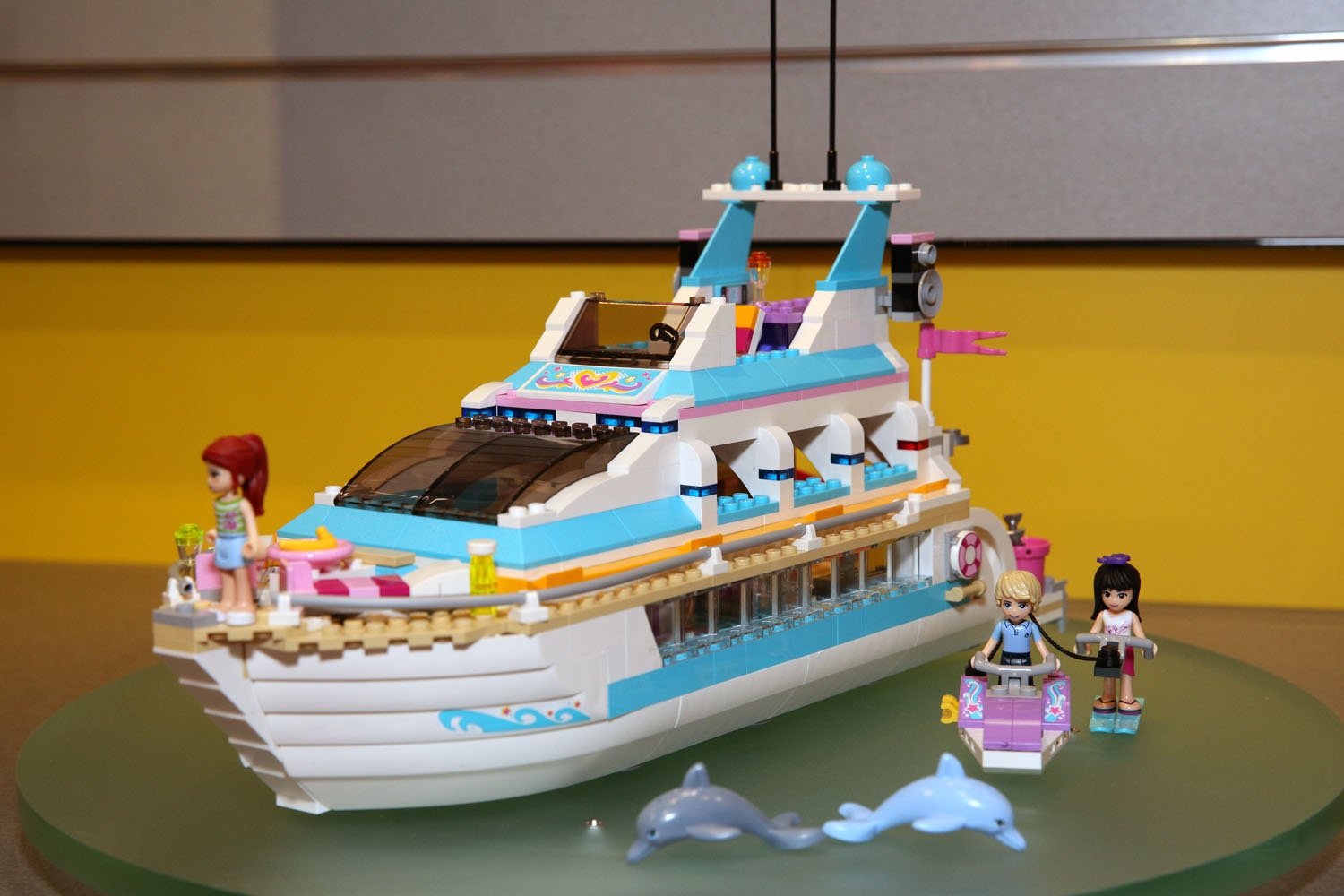 Lego Friends Cruise Ship  Wwwgalleryhip  The