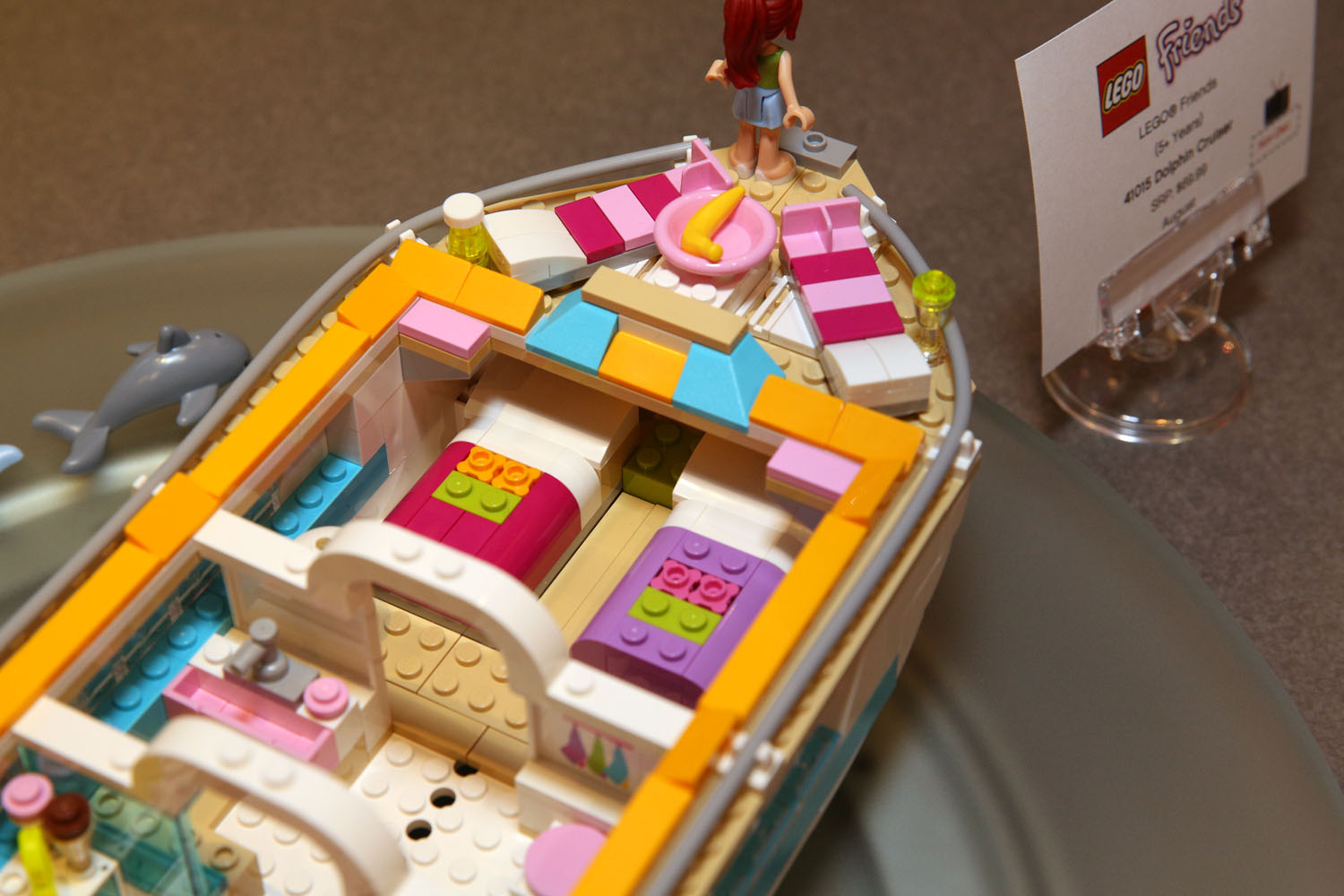 Lego Friends Cruise Ship  Viewing Gallery