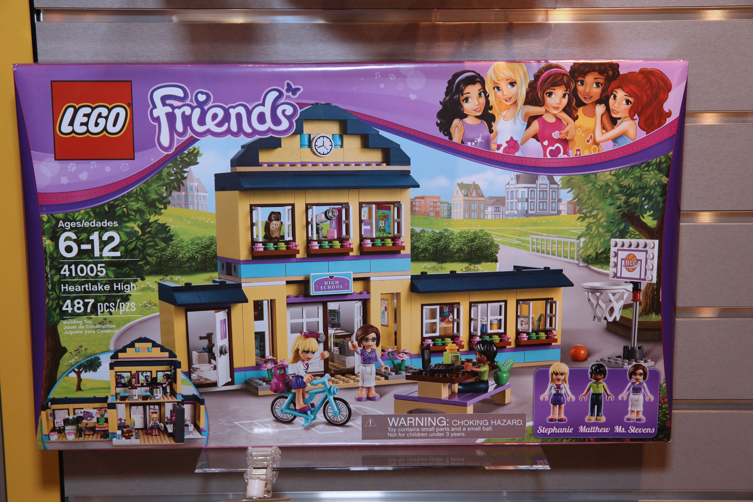 lego friends heartlake high - photo #9