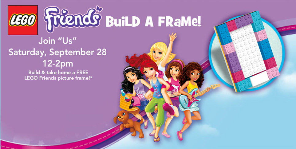TRU LEGO Friends Event