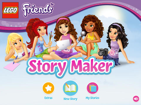 LEGO Friends Story Maker 480x480