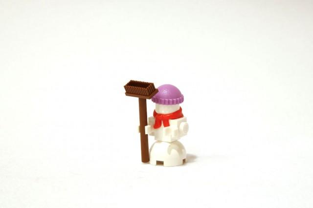 Day 18 Snowman 1